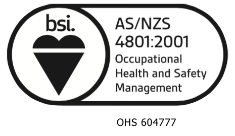 Accredited Safety Management System Seal from NCS International