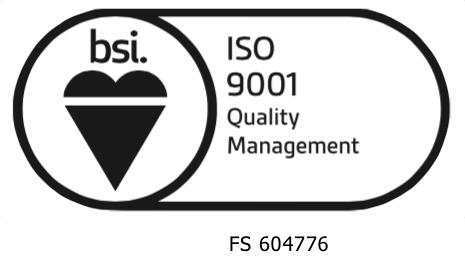 Accredited Quality Management System Seal from NCS International